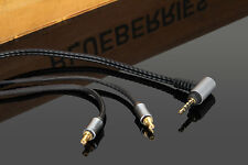 OCC Silver Plated Audio Cable For Audio Technica ATH-CKR100 CKR90 CKS1100