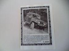 advertising Pubblicità 1981 DELTA MINI CRUISER