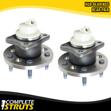 Rear Wheel Hub Bearing Assembly Pair W/ABS OEM SKF for 2005-2010 Buick Allure