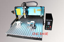 NEW 1.5KW four axis CNC Router 6090 cnc engraver MILLING engraving machine