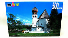 VTG NEW Rose Art Encore 500 Piece Jigsaw Puzzle Oberau Germany 13 X 19""