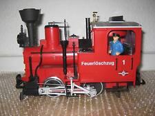 LGB Dampflok Digital Feuerlöschzug Nr.20212.3 /P068