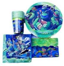 Teenage Mutant Ninja Turtles Party Pack 40 pc Party Supplies Birthday