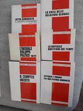 L'otto libri edizioni lotta comunista