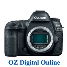 New Canon EOS 5D Mark IV MK 4 30.4MP Wifi NFC 4K DSLR Camera Body 1 Yr Wty
