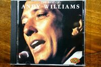 The Best Of Andy Williams - Andy Williams  - CD, VG