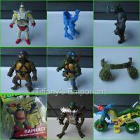 TMNT Teenaged Mutant Ninja Turtles Weapons Figures Accessories You Choose