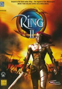 Ring II - Twilight of the Gods - PC CD-ROM Adventure Game - Brand New & Sealed
