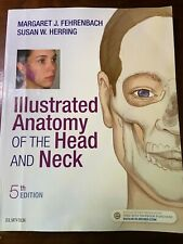 Illustrated Anatomy of the Head and Neck by Susan W. Herring and Margaret J.
