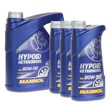 5 (4 1) Liter Mannol SAE 80w-90 hypoid Getriebeöl/ Schaltgetriebe/ Achsen Gl5