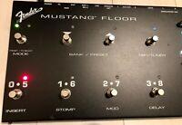 Fender Mustang Floor Guitar Multi Effector Very Good FS