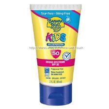 BANANA BOAT* Sunscreen Lotion KIDS Tear+Sting Free SPF 50 Travel Size 2 oz TSA