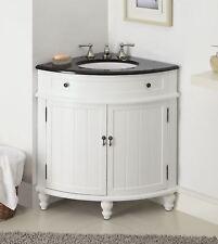 24 Benton Collection Cottage Style Thomasville Bathroom Sink Vanity 47533gt