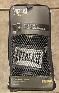 Everlast Pro Style Training Gloves 8oz Heavy Bag Training / Sparring / Boxing