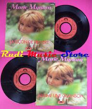 LP 45 7'' MARIE MYRIAM La lecon de prevert Allume une chanson 1977 no cd mc dvd