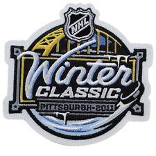 2011 NHL Winter Classic Patch - Pittsburgh Penguins vs. Washington Capitals