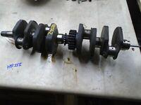 Honda 750 CB HONDAMATIC AUTO CB750A Engine Crankshaft 1977 HB562