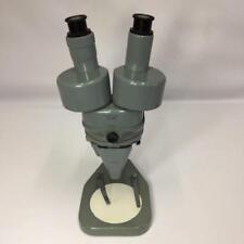 Microscopio stereo Watson BARNET x1.25 x5 x10 obiettivi