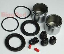 FRONT Brake Caliper Repair Kit +Pistons for Honda CRX VTi 1992-1998 (BRKP100)