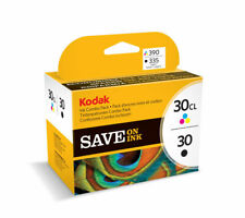 Genuine Kodak 30B Black + 30C Colour Ink Cartridge Multipack | FREE 🚚 DELIVERY