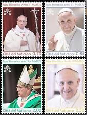 2014 Vaticano Papa Francesco anno II Congiunta filippine **MNH