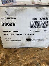 WARN Premium Manual Locking Hubs 4WD 38826 Chevy Dodge Ford 1 Ton