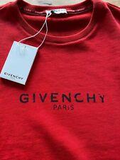 Original Givenchy Paris Sweater Red Sz. XXL NEU NP. 490€ - 100% Original