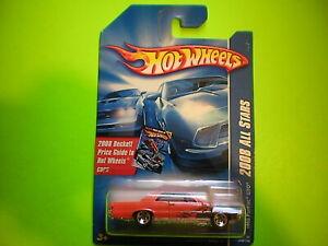 "2007 Hot Wheels ""1965 PONTIAC GTO"" 2008 All Stars"