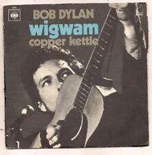 FRENCH 45 t BOB DYLAN WIGWAM