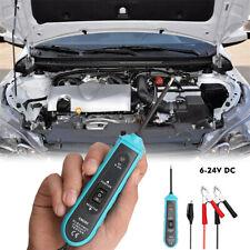EM285 Car Electric Circuit Tester Automotive Tools Kits 6-24V DC Power Probe