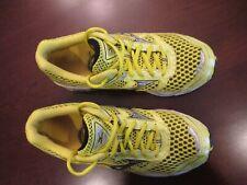 Mizuno Wave Creation 13 Running Training Shoes Womens Size 7 yellow