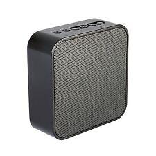 AudioAffairs - Plug Radio Küchenradio schwarz  - FM-Radio, Bluetooth, Powerbank