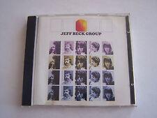 CD JEFF BECK GROUP 9 TITRES ,  1972 . BON ETAT .