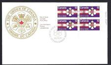 Canada    # 736 LRpb    ORDER OF CANADA MEDAL    New 1977 Unaddressed