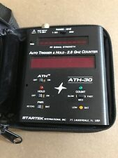 Startek Ath-30 Portable Frequency Counter/ Rf Bug Locator 1Mhz - 2.8Ghz