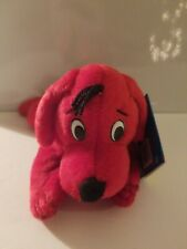 Clifford the Big Red Dog Scholastic sidekicks 1997 Plush Beanie
