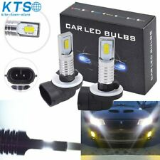 881 886 889 894 896 898 Led Fog Lights Bulbs Kit Upgrade 35W 4000Lm 6000K White