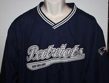 New England Patriots Football Reebok Gridiron Classic Men's L Pullover Jacket