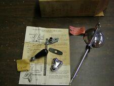 NOS OEM Ford 1952 1953 1954 Manual Remote Mirror Mainline Crestline Customline L