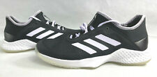 NEW ADIDAS ADIZERO CLUB TENNIS SHOES EF2775 BLACK PURPLE WOMENS SIZE 9.5