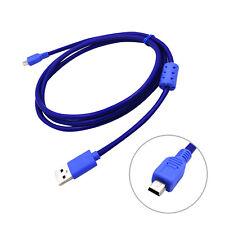 USB Cable Cord For Canon EOS D30 D60 5D 7D 10D Digital SLR Camera