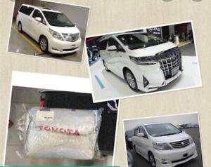 2020 Breather Car Covers Toyota Alphard Velfile VIP VAN Waterproof Dust UV