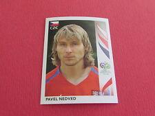 368 P. NEDVED CESKA REPUBLIKA  PANINI FOOTBALL GERMANY 2006 WM FIFA WORLD