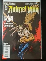⭐️ ANIMAL MAN #3 (2012 New 52, DC Comics) VF/NM Book