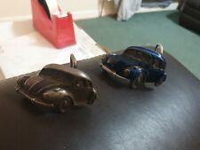 Blue Volkswagen Beetle  - Belt Buckle & other VW belt buckle