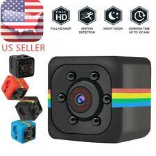 Mini SQ11 Hidden DV DVR Camera Full HD 720P 1080P Car Dash Cam IR Night Vision