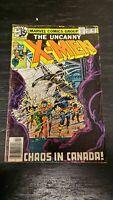 Uncanny X-Men #120,VG- 3.5, 1st appearance Northstar, Aurora, Shaman