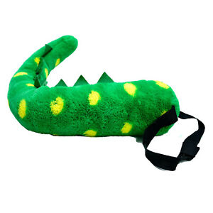The Wiggles Dorothy Dinosaur Plush Tail Dress Up Costume Washed and Clean 44cm