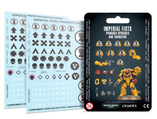 Imperial Fists Primaris Upgrades & Transfers 40K Space Marines PRESALE 10/26