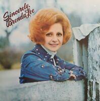 Sincerely Brenda Lee Vinyl LP.1975 MCA MCF 2709.He's My Rock/Feel Free/Lucky+